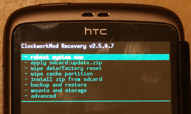 HTC-Desire-Hboot-Recovery