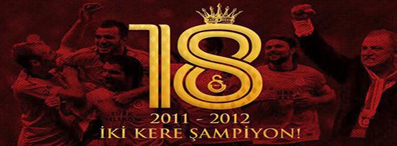 18.Sampiyon.Galatasaray