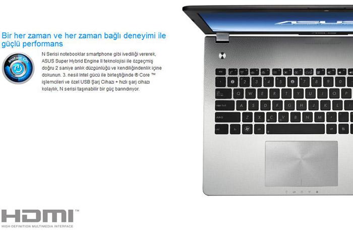 Yeni Laptopum Asus N56vz S4225d Incelemem F1r4t Fırat Bişkin In Günlüğü