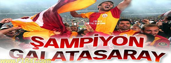 SAMPIYON-Galatasaray