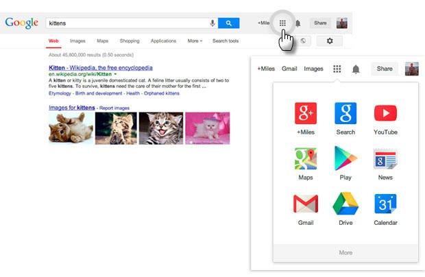 Google-New-Design-Application-Dizayn