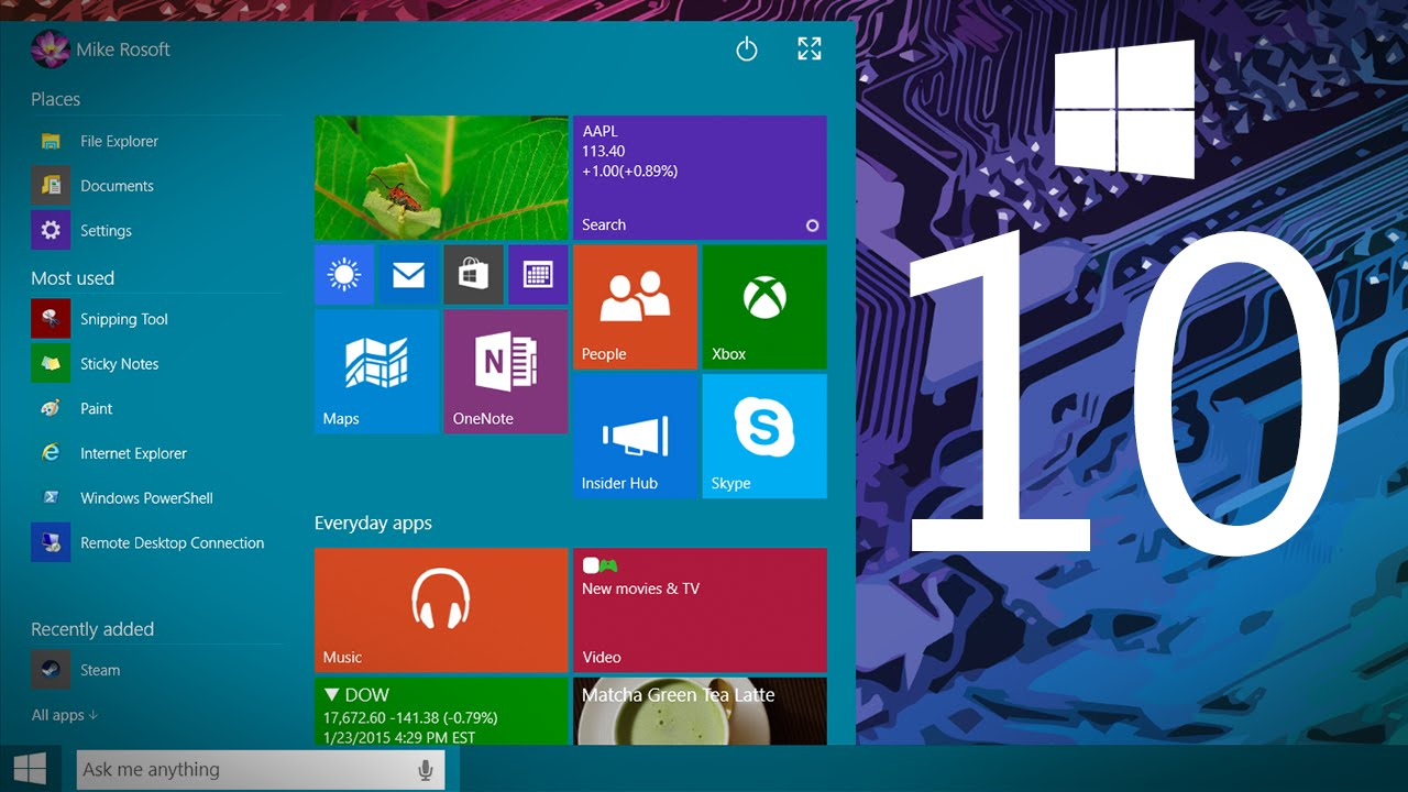 Microsoft-Windows-10-Preview