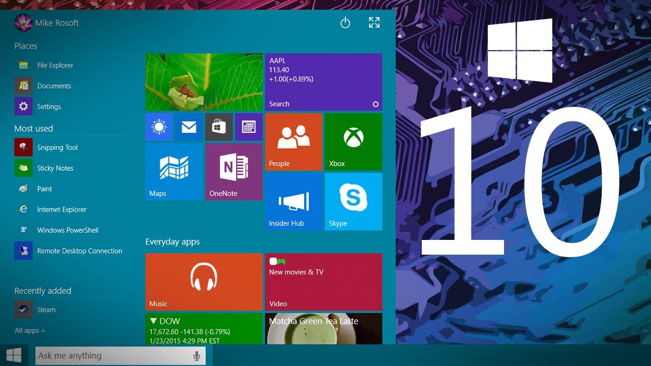 Microsoft-Windows-10-Preview