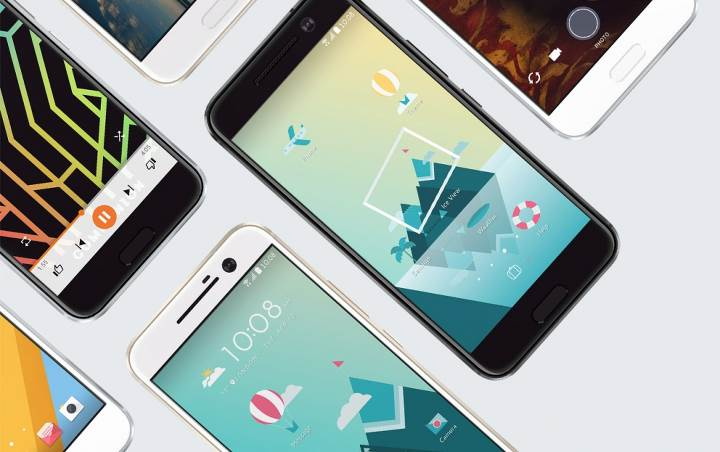 HTC-10-yazilim-android